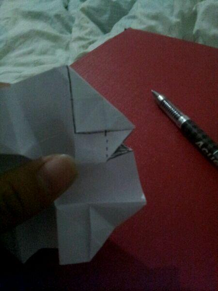 【转】川崎玫瑰&彼岸花折纸教程