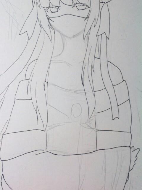 【六点】手绘教程. 姬如千泷
