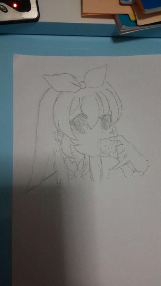 【冰沫】偶活人物手绘