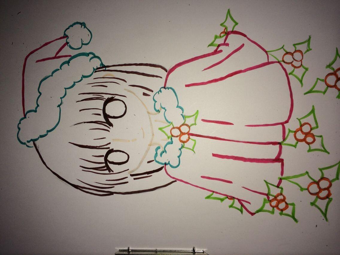 幼儿作业我爱画