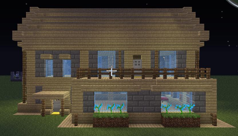 【童年】我的世界别墅建发