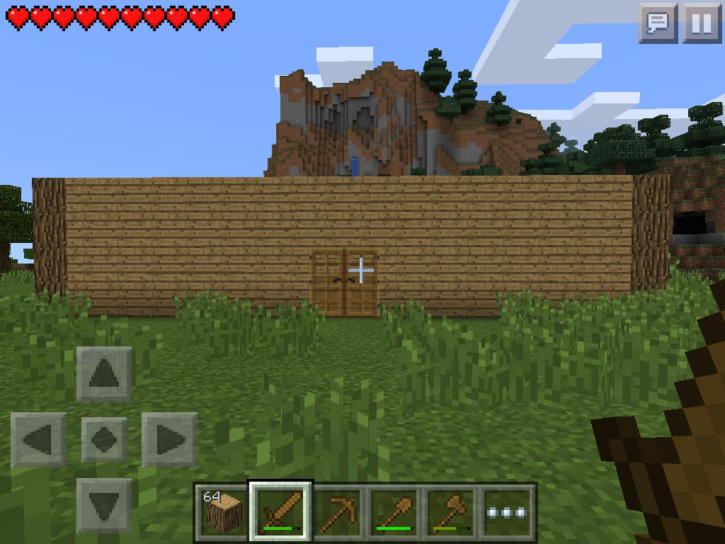 【minecraft·幽冥】我的世界ipad版生存