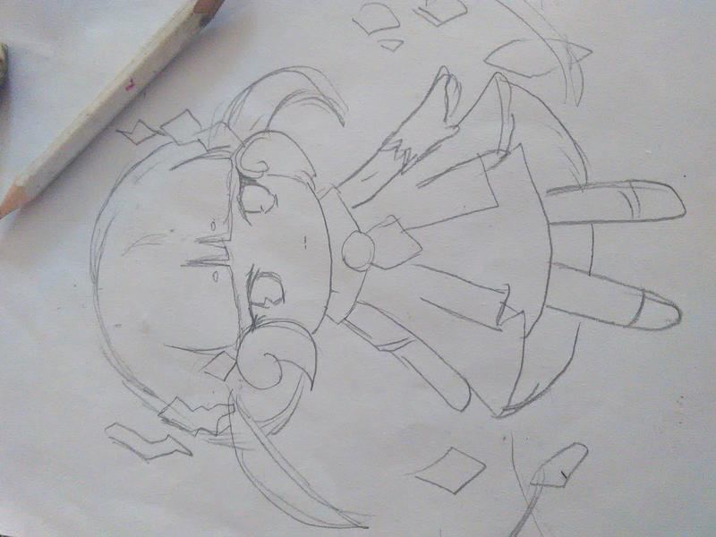 【江蓠】超土精灵手绘