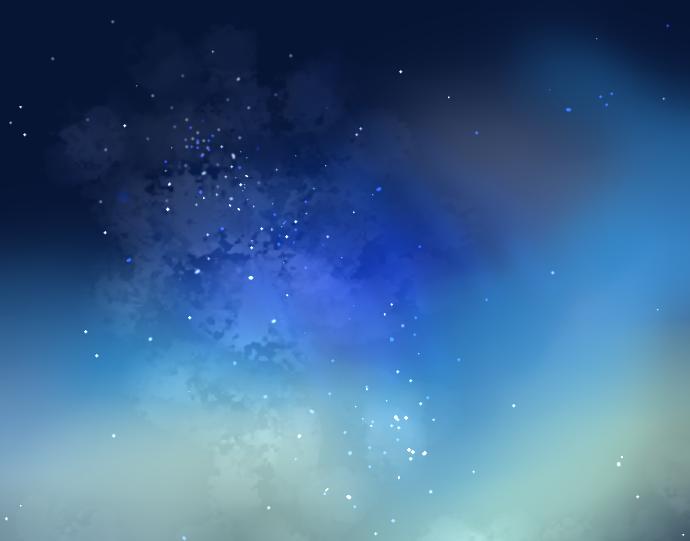 星空图片高清矢量图