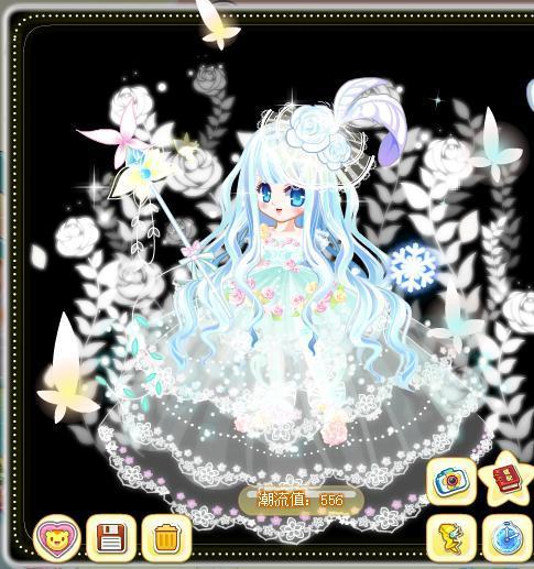 【於樱社——哈喽】奥比岛魔力时装搭配