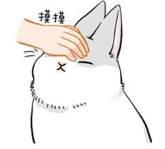 表情灰兔_表情灰兔展示分享农村搞笑表情包人图片