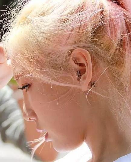 【伊晴】关于泰妍和帕尼的纹身