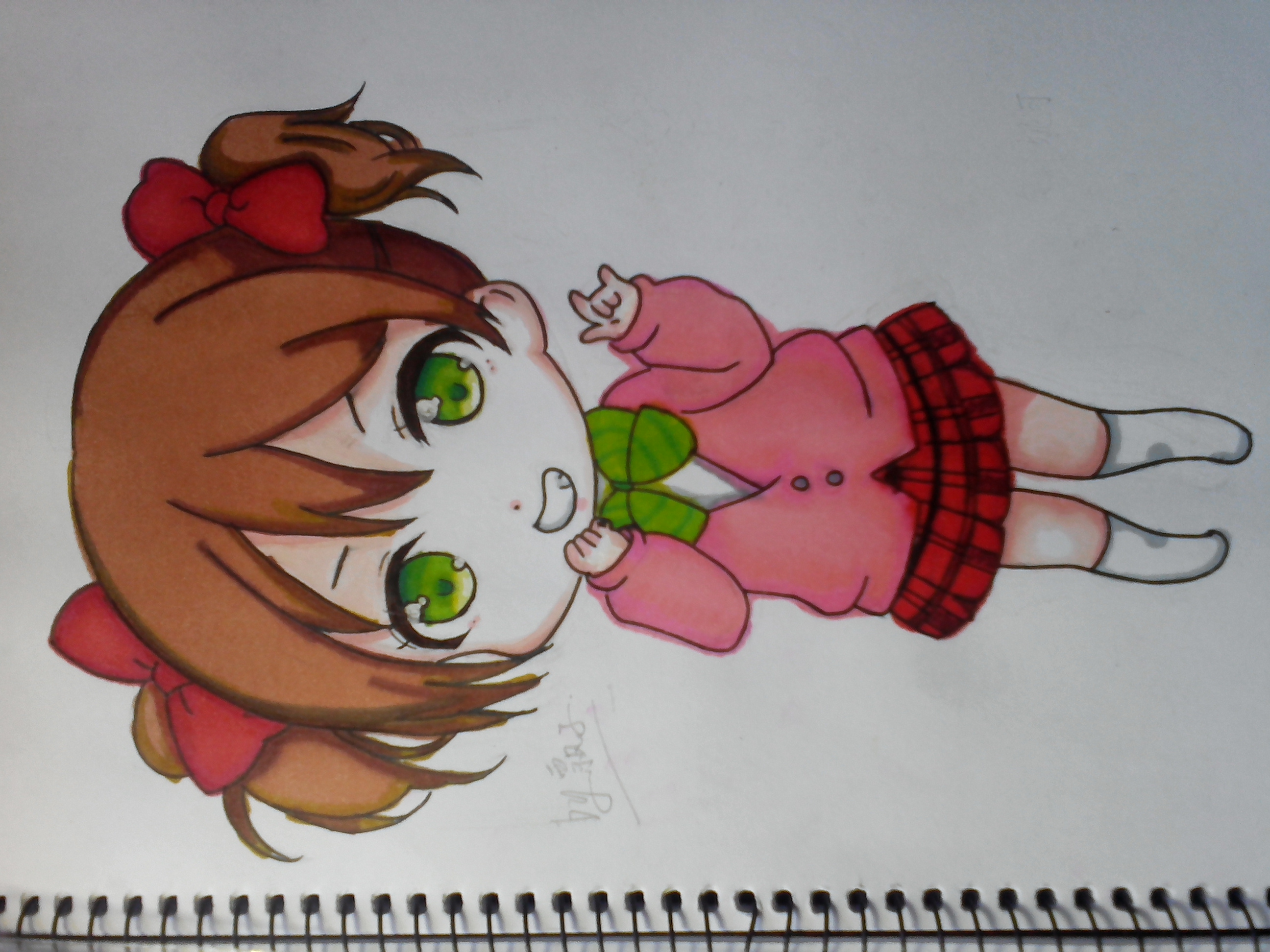 【飘子】最近画的马克笔手绘图,不定时更新√