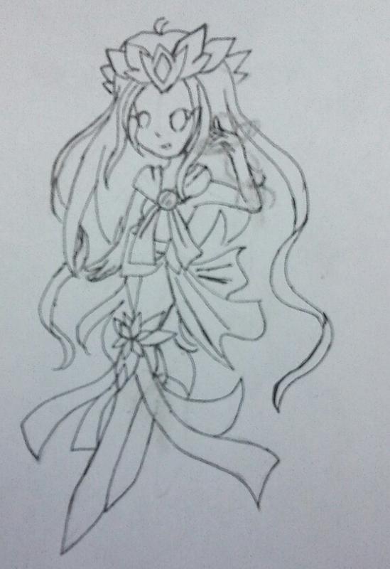 桃子简笔素描图片步骤