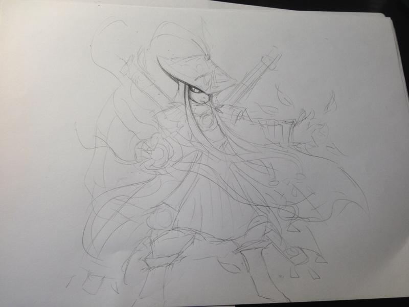 【白纸】手绘宗师熊猫