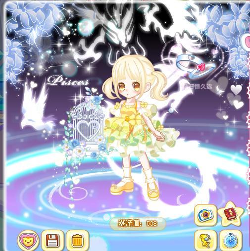 【璃雪】奥比岛服装搭配