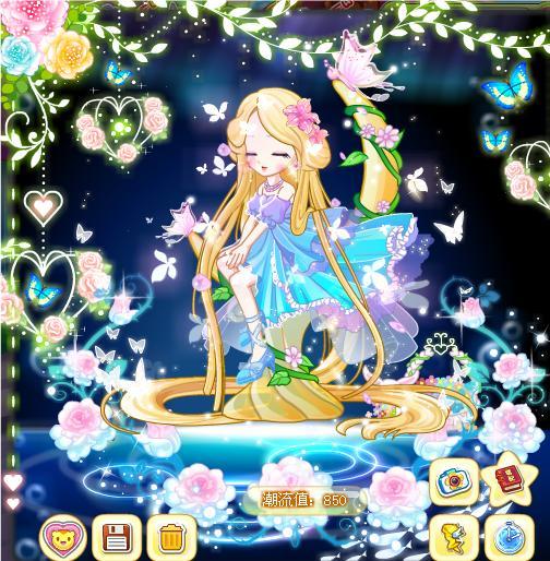 【特别活动】奥比岛封面选拔盛装礼服装扮赛
