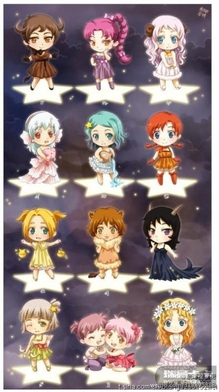 12星座公主篇 来看看你的星座是哪个迪士尼公主? .