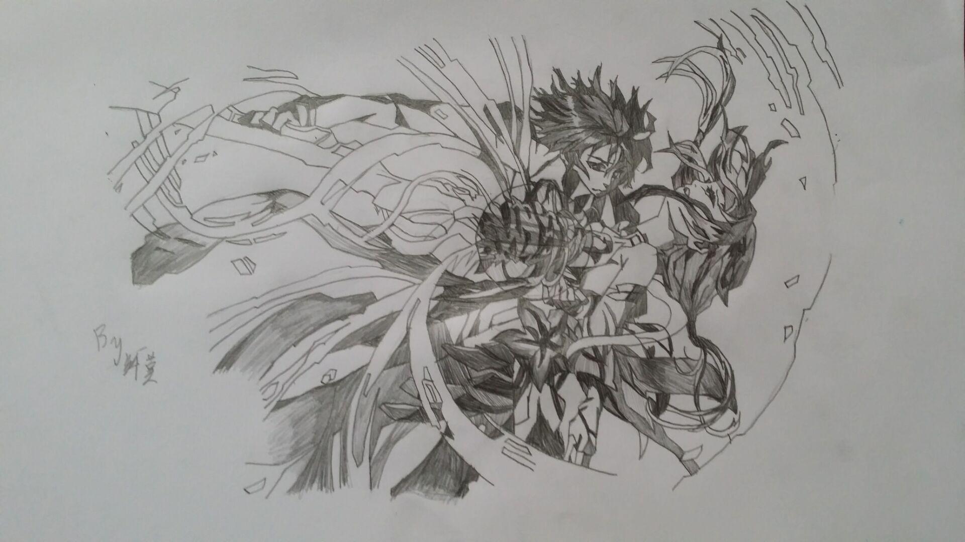 【dw丨纤莫】手绘罪恶王冠