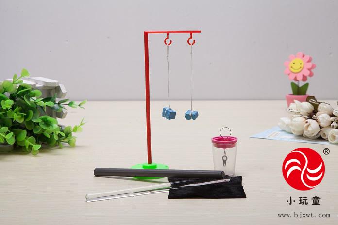 科技小制作-科学静电