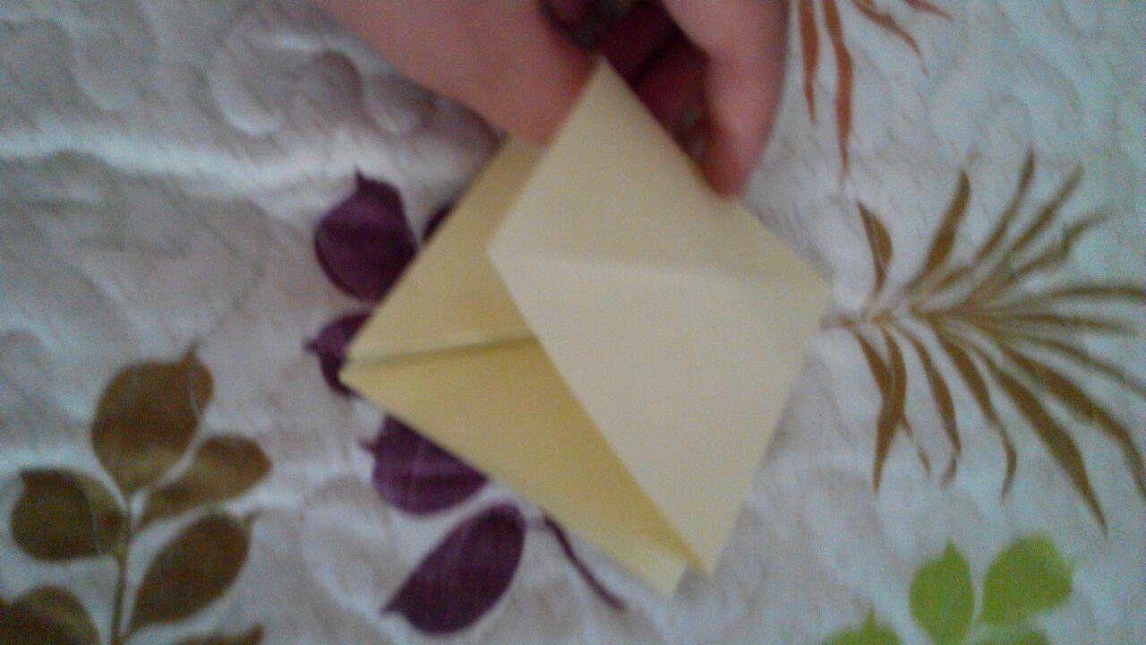 【春启】可爱的折纸小教程