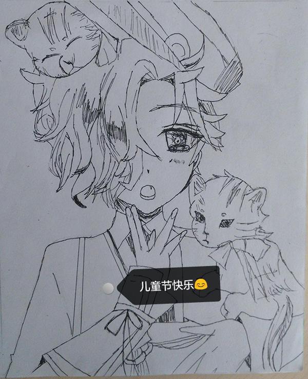 【苏苏】《狐妖小红娘》同人图