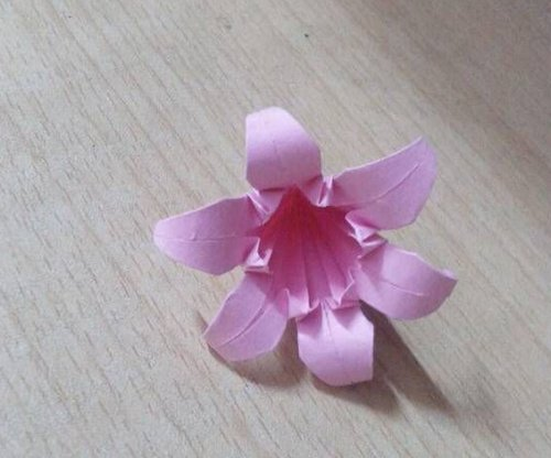 折纸手工发饰幼儿园
