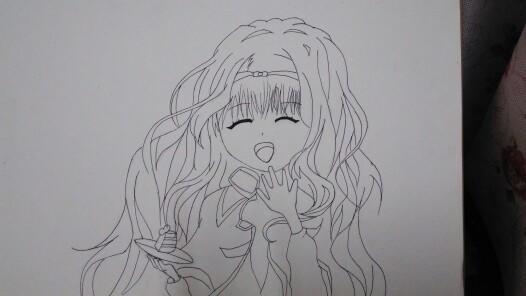 【林涵曦】璃茉茉的萌萌的手绘