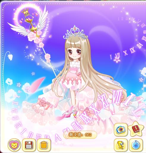 18,艾丽莎公主皇冠