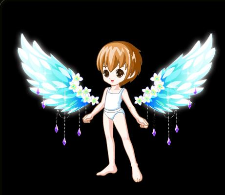 简单可爱的小翅膀图片大全